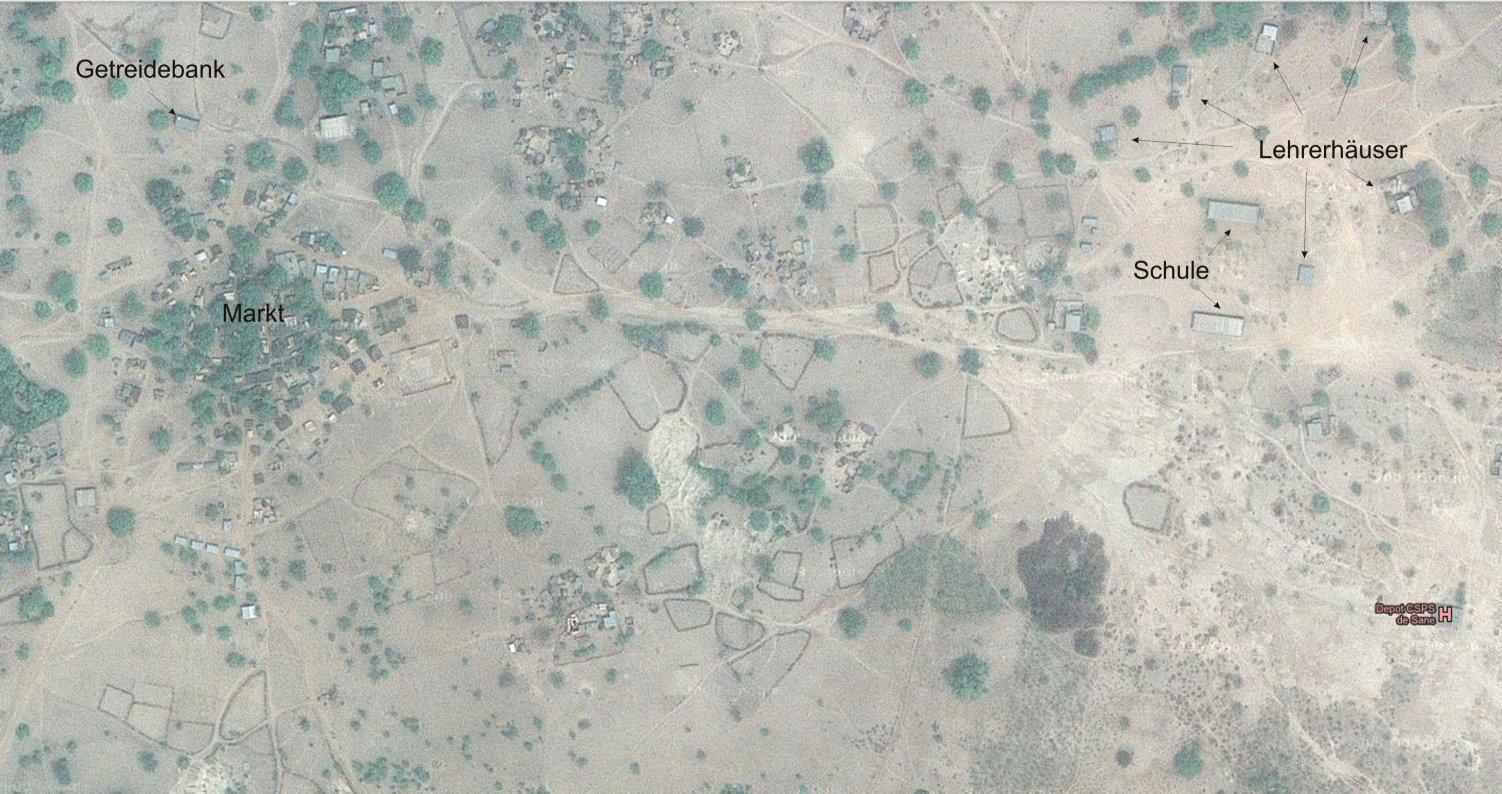 Sane-Satellit